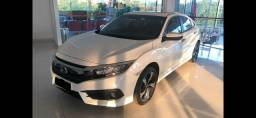 Honda Civic 1.5 turbo / ano 2017 / 75 mil km - 2017