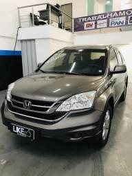 Honda CRV LX 2.0 Automático 2011- Financiamos- Sem entrada - 2011