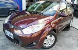 Fiesta Sedan 1.6 Class Bco couro extra 2011 - 2011