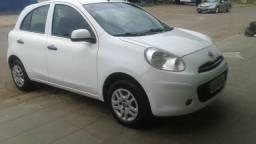 Nissan March S 1.0 Flex 5P unico dono em perfeito estado - 2012