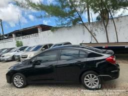 Honda Civic LXS 2012/2012 Blindado Automático!!! - 2012
