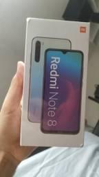 Redmi Note 8 (lacrado)