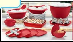 Kit  Tupperware 08 peças