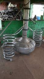 Fabricação de cachaça