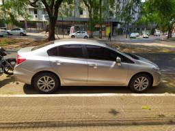 Honda civic automatc 2015