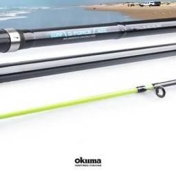 Vara de pesca okuma 4,5 MTS.   NOVA comprar usado  Tubarão