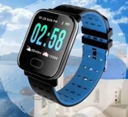 Relógio Smart A6/1 preço q qualidade