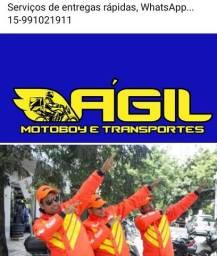 Ágil Motoboy Transportes