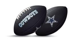 Bola Wilson Futebol Americano Dallas Cowboys SF e patriots