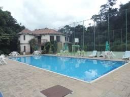 Itaipava, apartamento no condomínio Lagos de Itaipava
