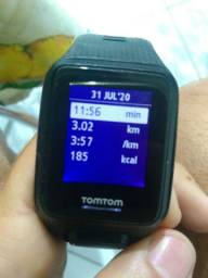 Relógio tomtom runners cardio