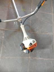 Roçadeira sthil Fs55 super nova gasolina com pouco uso -somente venda