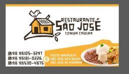 Restaurante Sao José Posto Maracajá Piçareira S J de Ribamar