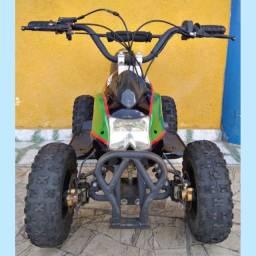Quadriciclo Infantil Yamaha YZ 2 Tempo