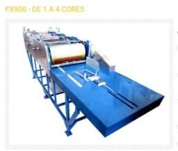 Flexográfica FX 500 Quatro Cores
