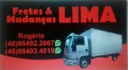 Frete frete frete e mudanças Lima