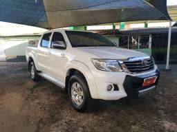 Toyota/Hillux Srv 2.7 Automática Flex 2015/2015