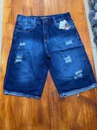 Bermudas Jeans Atacado e Varejo
