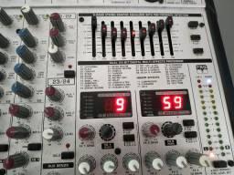 Mesa de som Behringer 2442FX Pro - Aceito troca