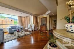 Apartamento à venda com 4 dormitórios em Serra, Belo horizonte cod:271884