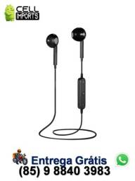 Headset Fone Bluetooth Entrega Grátis