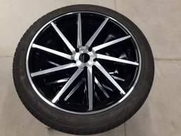 Jogo de rodas com pneus aro 20