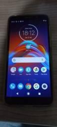 Vendo celular Moto e6 play