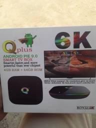 Título do anúncio: Smart tv box