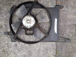 Ventoinha eletroventilador chevrolet radiador corsa 1994 a 2011 original