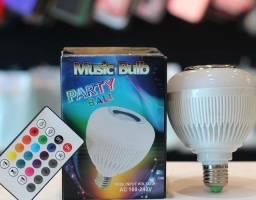 LÂMPADA MUSICAL DE LED BLUETOO