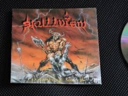 Skullview ?? Legends Of Valor cd epic metal
