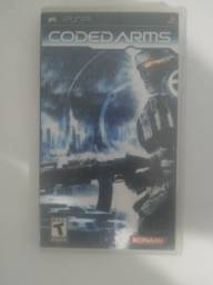 Jogo Coded Arms PSP Completo