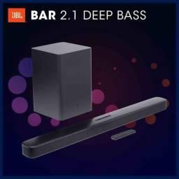 Sound bar 2.1 deep bass jbl