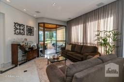 Título do anúncio: Apartamento à venda com 4 dormitórios em Sion, Belo horizonte cod:279485