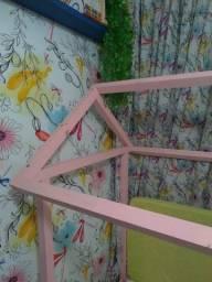 Mini cama Montessoriana casinha