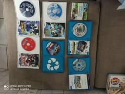 Jogos originais Wii