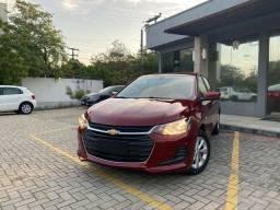 GM - CHEVROLET ONIX Chevrolet Onix plus LT 1.0 tb auto - Vermelho - 2022 zero km