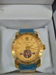 Relógio Bvlgari turbillion automático