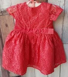 """Vestido rendado Coral da Carter""""s"""