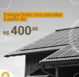 Título do anúncio: Sistema fotovoltaico ( energia solar )