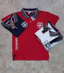 Camisa polo peruana