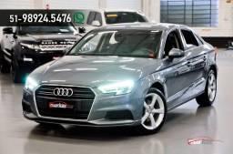Audi A3 SEDAN 1.4 LM 150HP 58 MIL KM UNICO DONO 4P