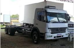 Mercedes-Benz Atego ( ENTRADA + PARCELA )
