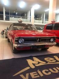 Chevrolet Opala 1971 6cc placa preta impecável