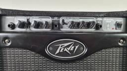 Amplificador de Guitarra Peavey Rage 158 15W Transtube - deu a louca no gerente!!