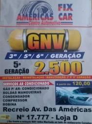 Título do anúncio: Gnv 5 geração economize