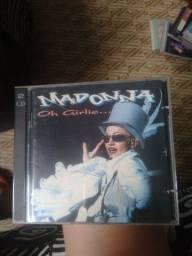 CD duplo Madonna oh Girlie