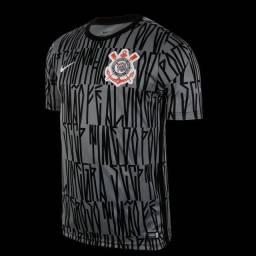 Camiseta Nike Corinthians Strike MascMasculina - Oficial - Nova
