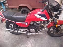 Honda CB 450 86 Super Conservada
