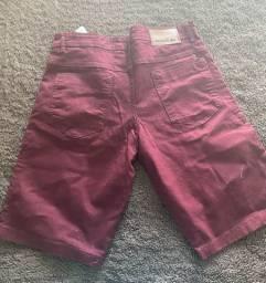 Bermuda jeans nova masculino 42/44